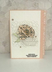 Sweet friendship peony garden suite