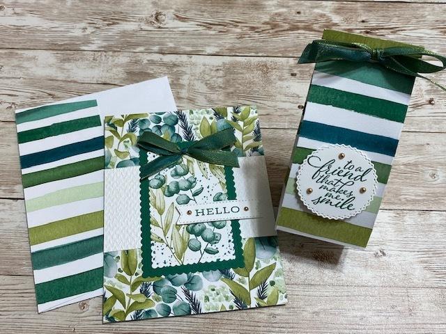 Forever fern card   bag 1 6 24 20