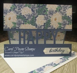 Stampin up so much happy carolpaynestamps1