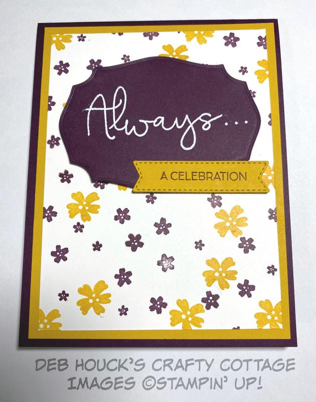 Field of flowers   card 4   7 21 2020