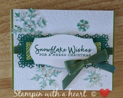 Snowflake splendor with ornate and tasteful touches dies