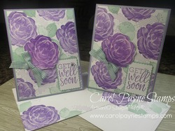 Stampin up healing hugs carolpaynestamps1