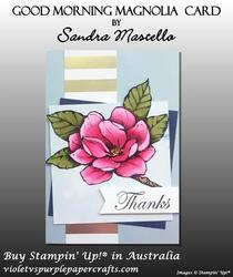 Good morning magnolia sketch 01