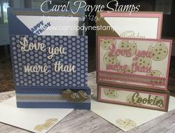 Stampin up nothings better than carolpaynestamps1