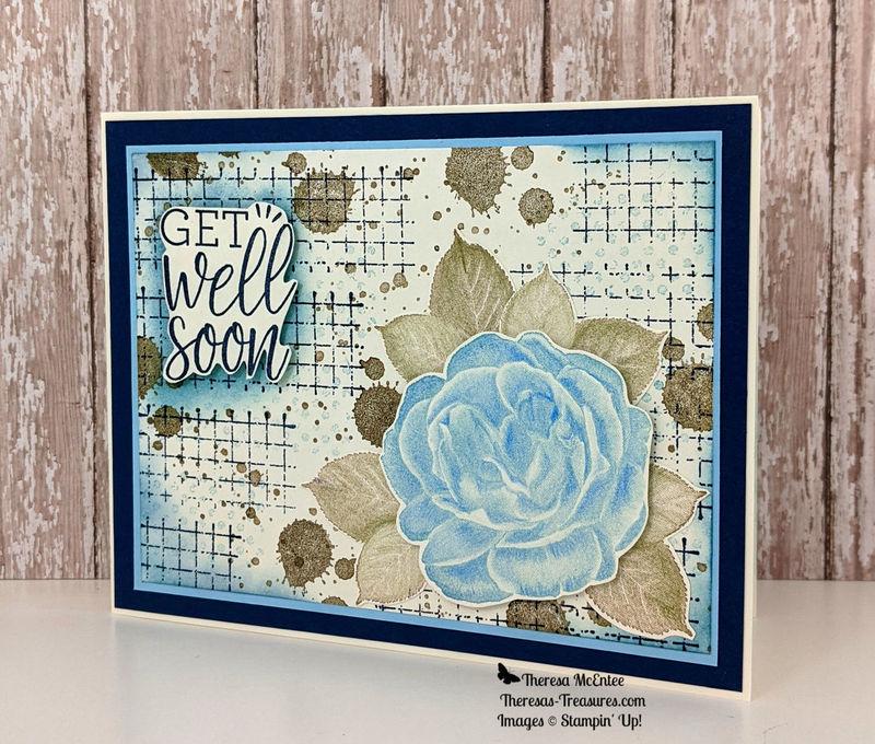 Get well rose tilt l wm