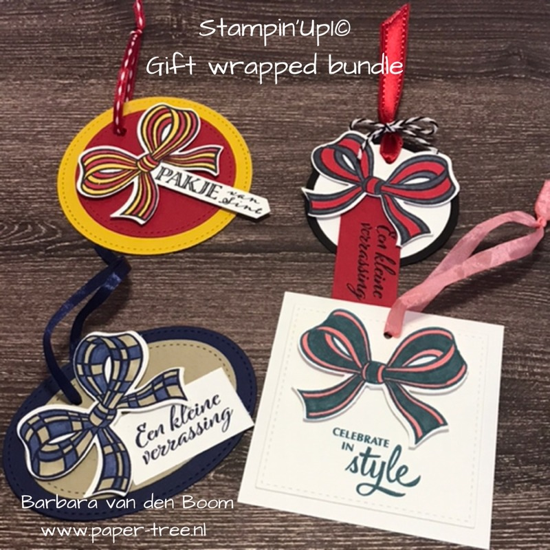 giftwrapped  stampinup  1
