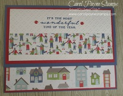 Stampin up wrapped in christmas carolpaynestamps1