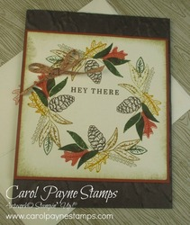 Stampin up beautiful autumn carolpaynestamps1