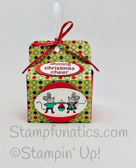 Christmas box warm   toasty