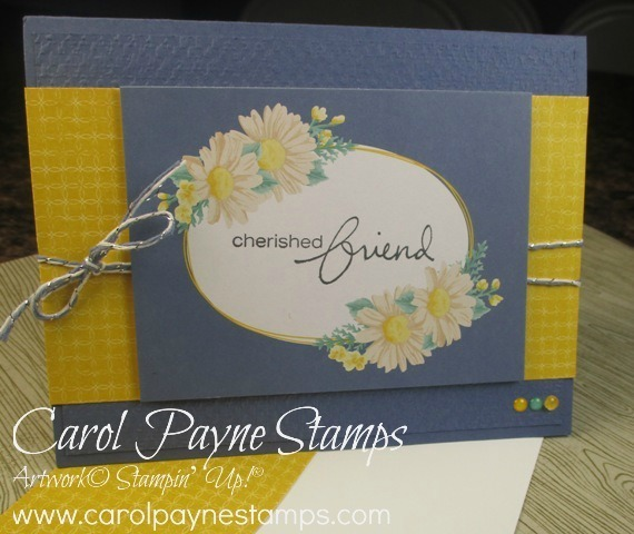Stampin up flowers for every season memories and more carolpaynestamps1