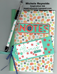 Pattern play notebook set watermark