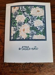 A little note laurie k