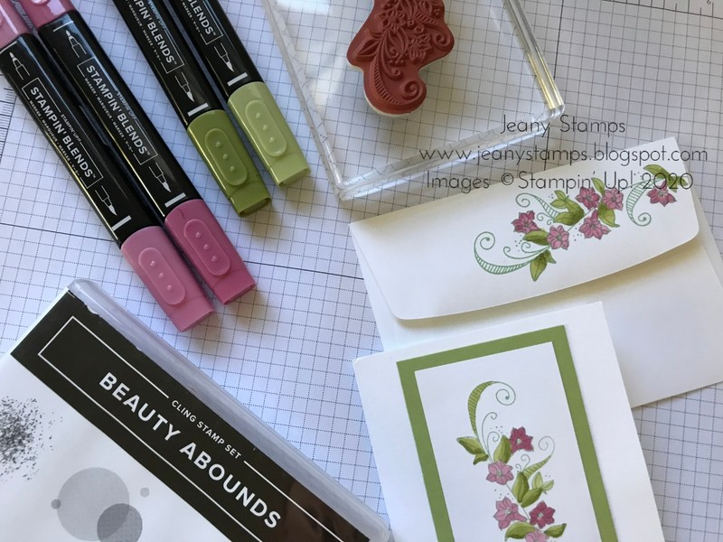 Beauty abounds colouring tools