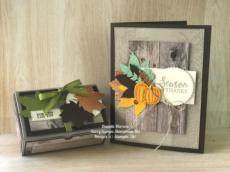 August stamp it blog hop fall