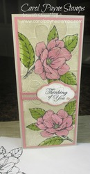 Stampin up good moring magnolia slim carolpaynestamps1