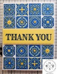 Todays tiles thank you card  1