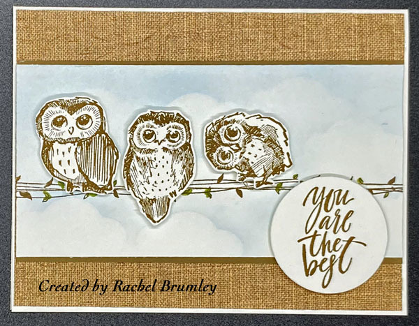 3 owls for cissy