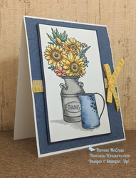 Sunflower tilt r wm