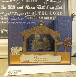 Stampin up peaceful nativity bridge carolpaynestamps1