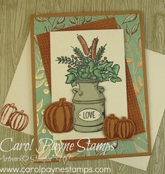Stampin up country home carolpaynestamps6
