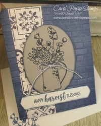 Stampin up country home carolpaynestamps2