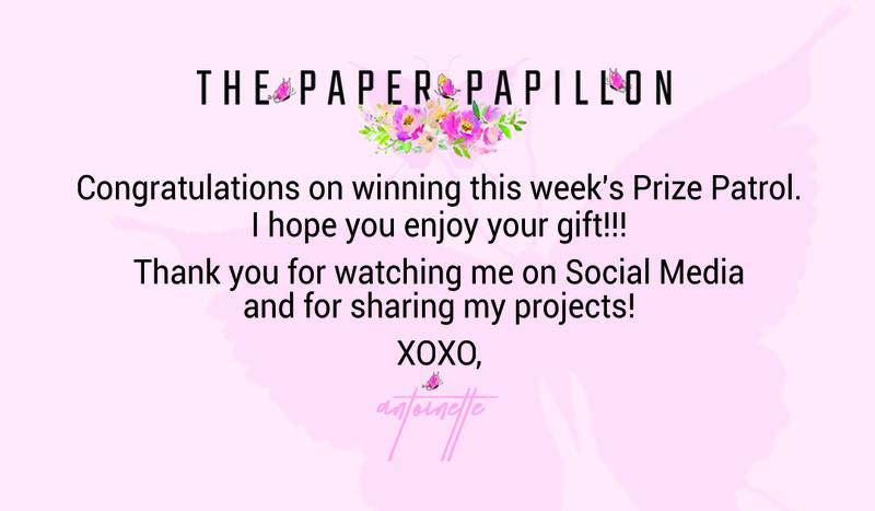 Papillon prize patrol bk