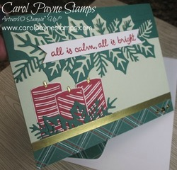 Stampin up sweetest time carolpaynestamps2