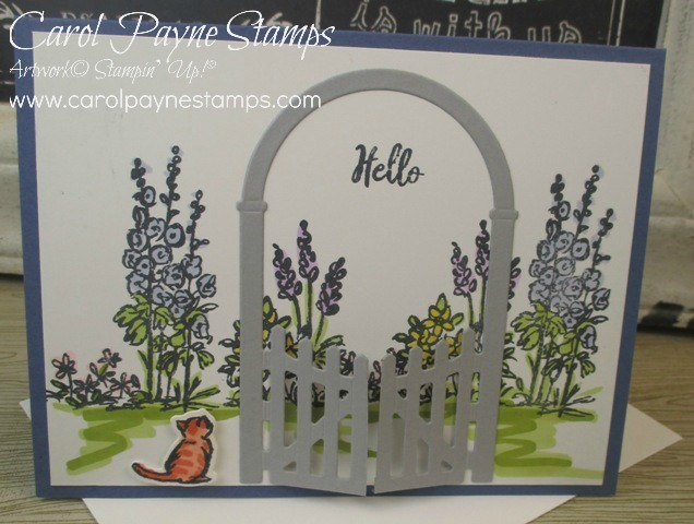 Stampin up graces garden carolpaynestamps1