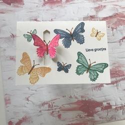 vlinderdans  stampinup  2