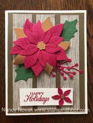 Poinsettia petals newsletter oct 1 2020
