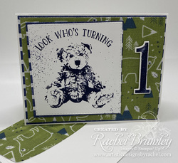 Baby bear wo quilt