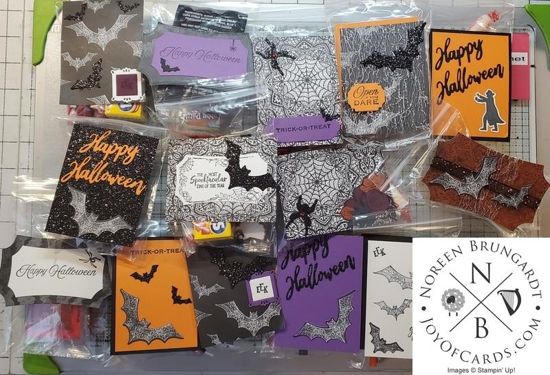 Halloween treat bags  1
