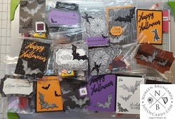 Halloween treat bags  1