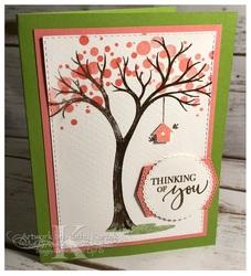 Pink tree 001