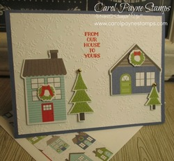 Stampin up coming home carolpaynestamps1