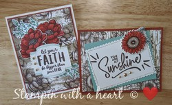 Fall inspirational cards