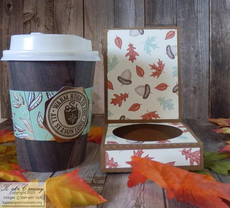 Mini coffee cup holder 2