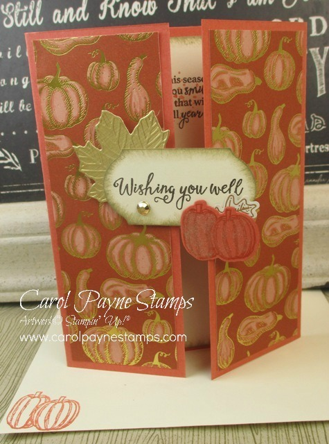 Stampin up gather together carolpaynestamps1