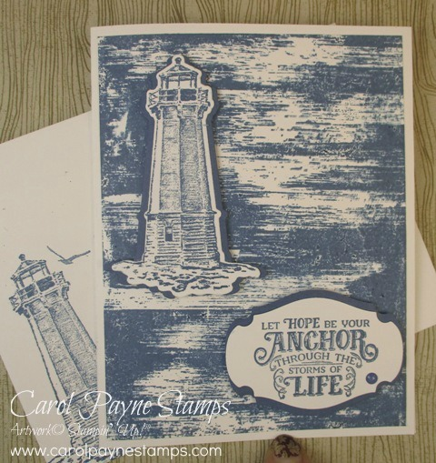 Stampin up sailing home carolpaynestamps1