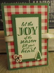 Stampin up wrapped in christmas giftcard holder carolpaynestamps1