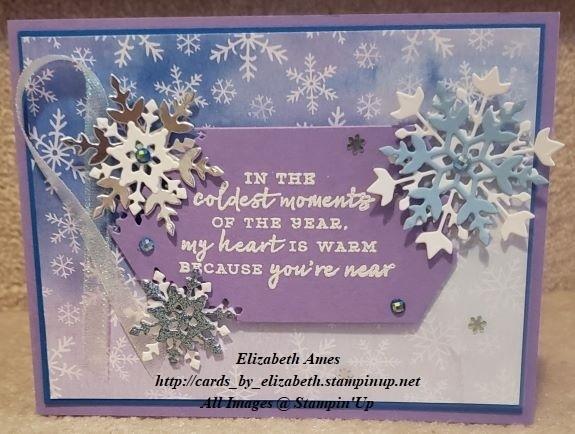 Snowflake alternate card wm