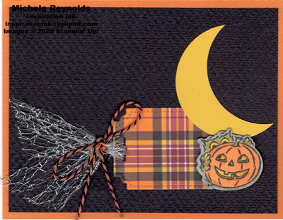 Have a hoot moonlit pumpkin tag watermark