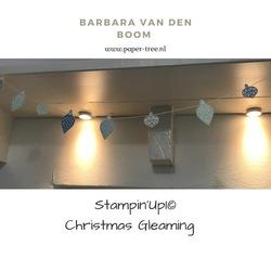 kerstslinger  stampinup  3