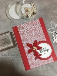 Stampin  up uk challenge 1