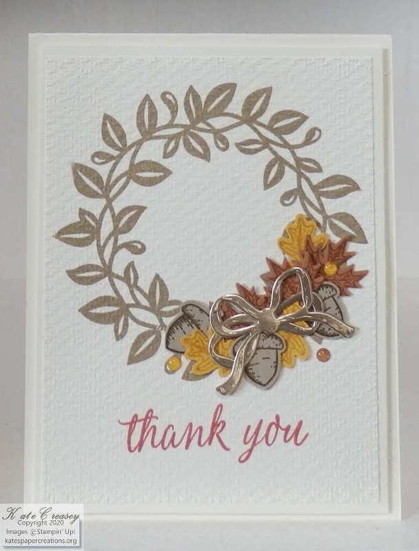 Arrange a wreath autumn essentials