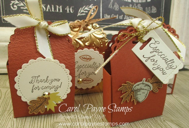 Stampin up little treats box carolpaynestamps1