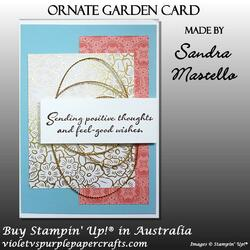Ornate garden card 01