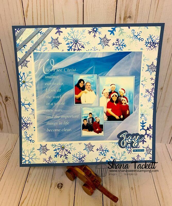 Peace joy splendid snowflake