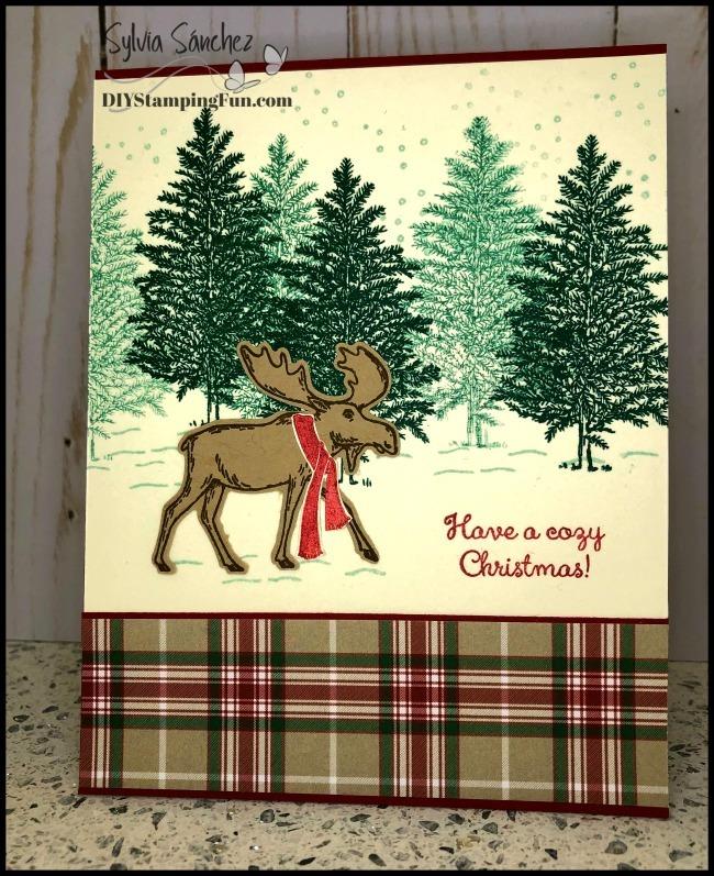 Z christmas moose