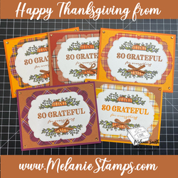 Celebration tidings stampin up melaniestamps2